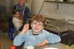 10 Leerlingen Wilgenduin nemen Restaurant Keienhof over - (c)2017 Noordernieuws.be - DSC_6954