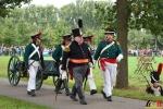 172 Slag bij Wuustwezel 1814 - re-enactors spektakel - (c) Noordernieuws.be - HDB_8510