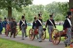 173 Slag bij Wuustwezel 1814 - re-enactors spektakel - (c) Noordernieuws.be - HDB_8511