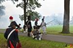 194 Slag bij Wuustwezel 1814 - re-enactors spektakel - (c) Noordernieuws.be - HDB_8532
