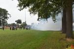 204 Slag bij Wuustwezel 1814 - re-enactors spektakel - (c) Noordernieuws.be - HDB_8542
