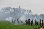 205 Slag bij Wuustwezel 1814 - re-enactors spektakel - (c) Noordernieuws.be - HDB_8543