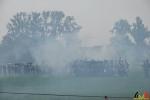 207 Slag bij Wuustwezel 1814 - re-enactors spektakel - (c) Noordernieuws.be - HDB_8545