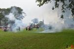 211 Slag bij Wuustwezel 1814 - re-enactors spektakel - (c) Noordernieuws.be - HDB_8549