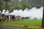 214 Slag bij Wuustwezel 1814 - re-enactors spektakel - (c) Noordernieuws.be - HDB_8552