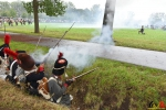229 Slag bij Wuustwezel 1814 - re-enactors spektakel - (c) Noordernieuws.be - HDB_8567