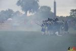 240 Slag bij Wuustwezel 1814 - re-enactors spektakel - (c) Noordernieuws.be - HDB_8578