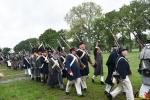 255 Slag bij Wuustwezel 1814 - re-enactors spektakel - (c) Noordernieuws.be - HDB_8593