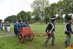 258 Slag bij Wuustwezel 1814 - re-enactors spektakel - (c) Noordernieuws.be - HDB_8596
