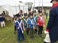 127 Slag bij Wuustwezel 1814 - re-enactors spektakel - (c) Noordernieuws.be - HDB_8465