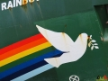 110 Greenpeace - Rainbow Warrior doet Antwerpen aan - (c) Noordernieuws.be - 10