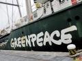 111 Greenpeace - Rainbow Warrior doet Antwerpen aan - (c) Noordernieuws.be - 11