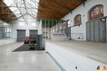104 Restauratie Rangeerloods Essen voltooid met voorproef Robotland - (c) Noordernieuws.be 2019 - P1040099