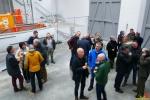 127 Restauratie Rangeerloods Essen voltooid met voorproef Robotland - (c) Noordernieuws.be 2019 - P1040123