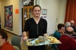 Nieuwjaarsreceptie dienstencentrum - uitstekend verzorgd met lekkere hapjes 2