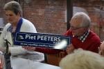 Piet Peters gehuldigd voor 20 jaar vrijwilligerswerk