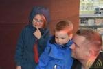 069 Zingende kinderen bij Sinterklaas - Noordernieuws.be - DSC_4357