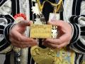 105 Vlotter pakt zoete presentjes van bakker Van Thillo in voor carnavalsbal - Ossekoppen - Essen - (c) Noordernieuws.be 2019 - HDB_1949