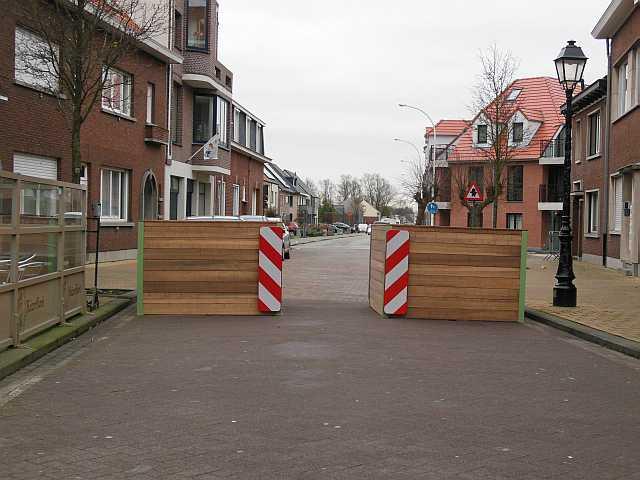 Afsluiting bij Heuvelplein geeft verwarring