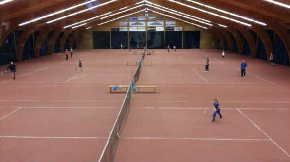 Mini-Maxi tennistornooi was super!