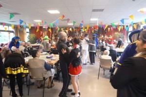Carnaval, meer dan dansen en drinken