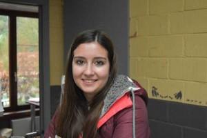 Ashley Frank: na mijn stage ben ik hier als vrijwilliger blijven werken