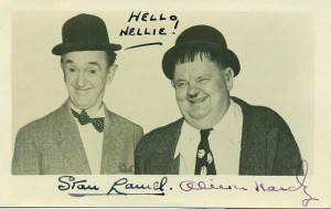 Laurel & Hardy 001