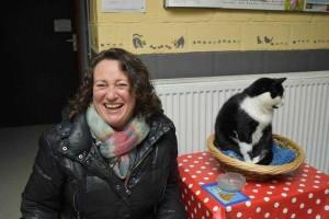 Milenka Turk: Ik adopteerde hier een hondje en werk hier nu drie jaar als vrijwilliger