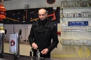 Wim Van Noten is al 22 jaar vrijwilliger bij de brandweer