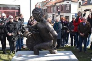 Vijftig jaar Molenheidevrienden gehuldigd