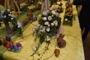 Bloemengeuren in Paassfeer