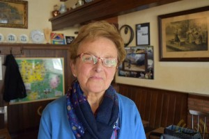 Julia Peeters staat al 46 jaar achter de toog