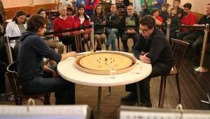 Belgisch kampioenschap Crokinole
