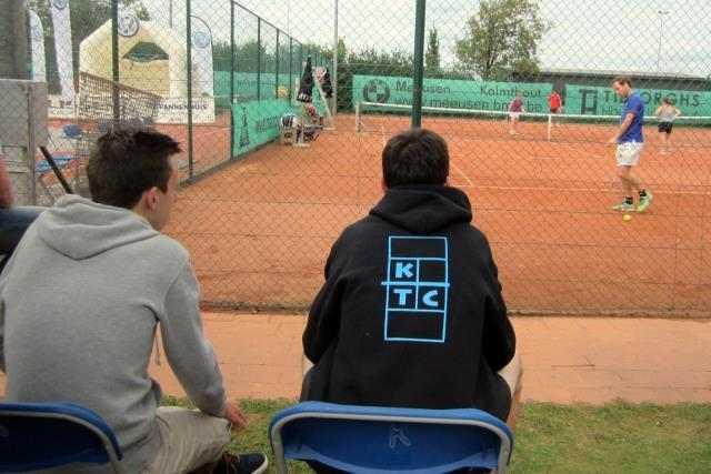 KTC leert Kalmthout al 17 jaar tennissen