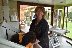 Stagiaire Sandra Bruynseraede: Ik zou het nergens anders hebben willen leren