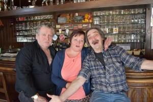 Vlnr Jan, Anita en Remi
