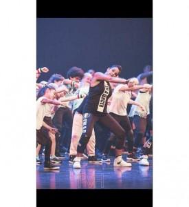 Wervelende uitvoering Myrelle's Dance Studio