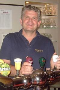 Willy Lodewijckx - uitbater Café Volkshuis