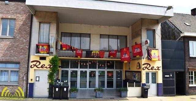 Café's in Essen: Café Rex