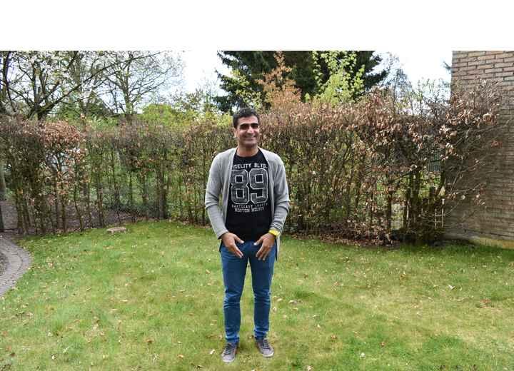 Mehdi Gholami, het verhaal van een vluchteling