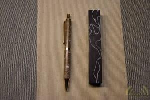 Pen van acryl