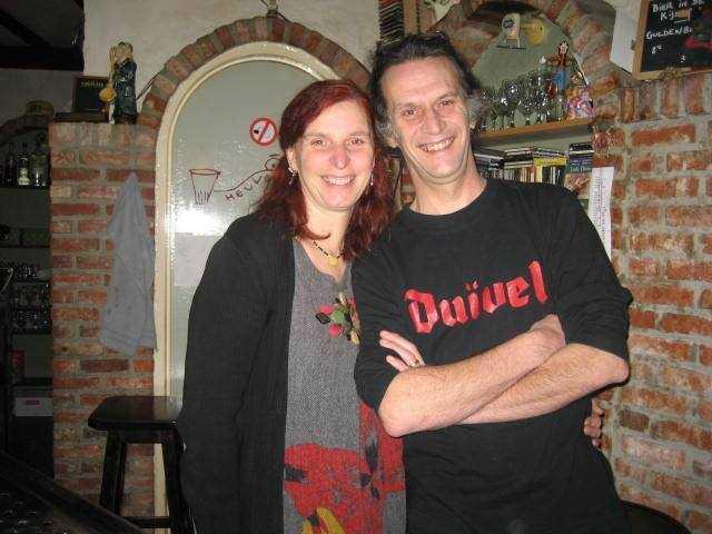 Tine en Diedt van Heuvelzicht vieren jubileum