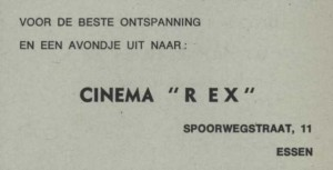 advertentie Rex