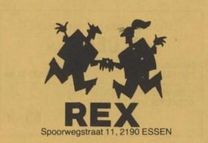 Café Rex logo