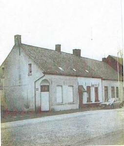 Het huis waar Richards vader en grootvader geboren werden