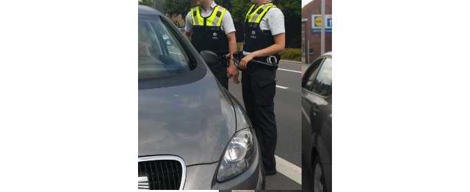 Arrestatie veroordeelde man in Essen