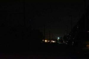 Donkere Veldweg