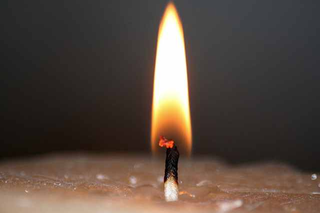 Een oude vlam Deel 2 van het vervolgverhaal van Lieve Wiesda