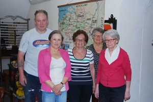 Heemkundige Kring Essen - Vrijwilligers Gerard Meeusen Museum