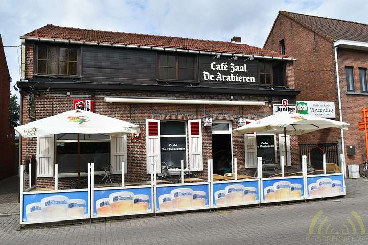 Café's in Essen: De Arabieren